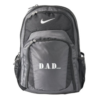 DAD, Do As Directed Backpack