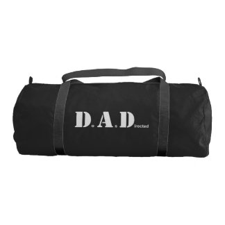 DAD, Do As Directed Gym Bag