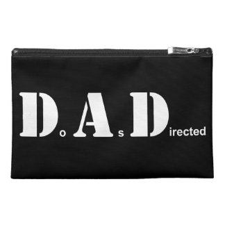 DAD, Do As Directed Travel Accessory Bag