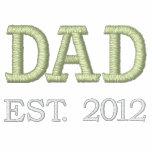Dad Established 2012 (customisable) Hoodie