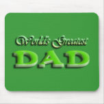 Dad Fathers Day Mouse Pads