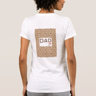 DAD Father's Day : TEXT n Elegant BASE LOWPRICES Tshirt