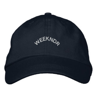 Dad Hat CV weekndr