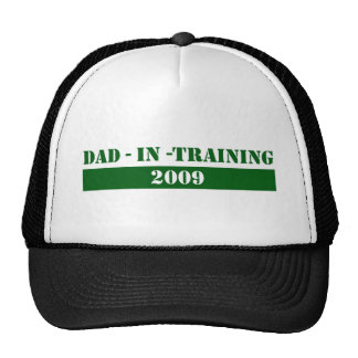 Dad in Training Cap