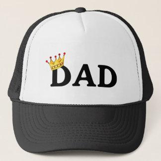 Dad King Trucker Hat
