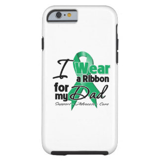 Dad - Liver Cancer Ribbon.png Tough iPhone 6 Case