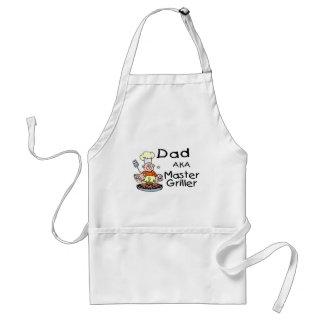 Dad Master Griller Standard Apron