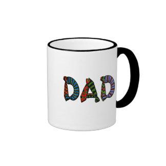 Dad Ringer Mug