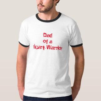 Dad of a Heart Warrior T-Shirt
