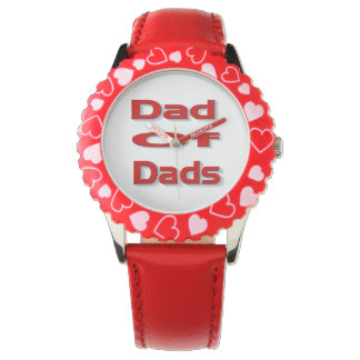 dad of dads father's day watch