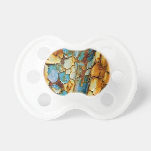 Dad Office Business Rust Grunge Destiny Gifts Pacifier