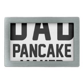 Dad Pancake Maker Belt Buckle