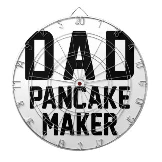 Dad Pancake Maker Dartboard