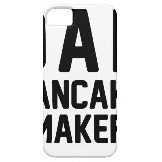 Dad Pancake Maker iPhone 5 Covers