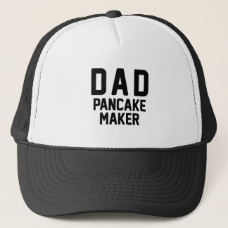 Dad Pancake Maker Trucker Hat