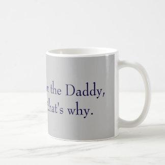 Dad Says Coffee Mug