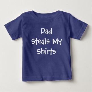 Dad Steals My Shirts
