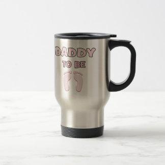Dad to Be (Girl) Mugs