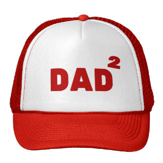 Dad to the Second Power Cap