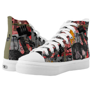 Dada Dodos Printed Shoes