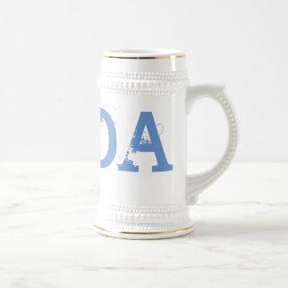 Dada (Grandfather) Beer Stein