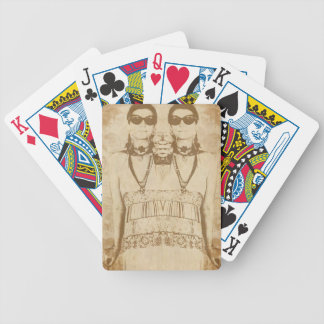 Dada is Dead Bicycle Playing Cards