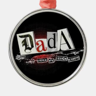 DADA Ornament Round