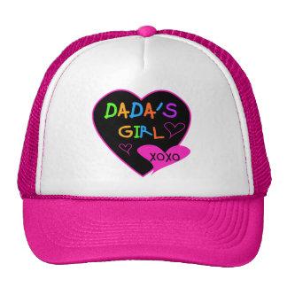 Dada's Girl T-Shirt, Mug, Button, Magnet, More Cap