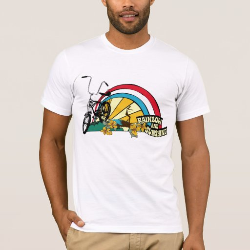 Dadawan beach bike T-shirt
