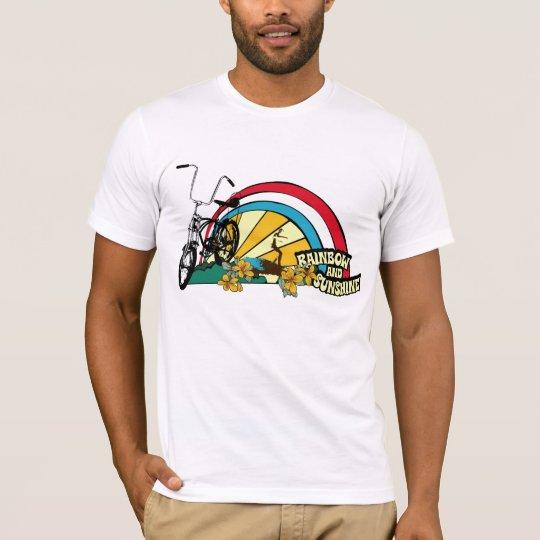 Dadawan beach bike Tee-shirt T-Shirt