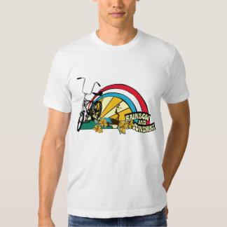 Dadawan beach bike Tee-shirt T-shirts