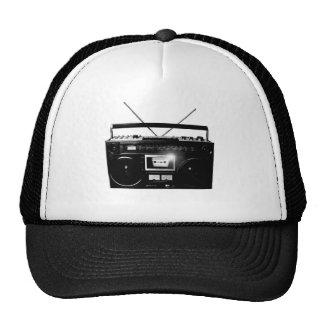Dadawan Ghettoblaster boombox 1980 Hats