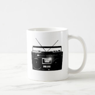 Dadawan Ghettoblaster boombox 1980 Mug