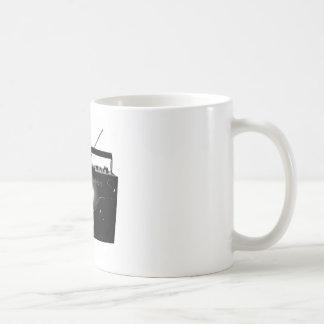 Dadawan Ghettoblaster boombox 1980 Coffee Mug