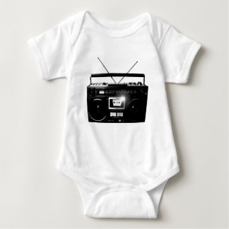 Dadawan Ghettoblaster boombox 1980 Tee Shirt