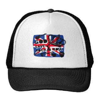 Dadawan God save Rock n Roll Trucker Hat