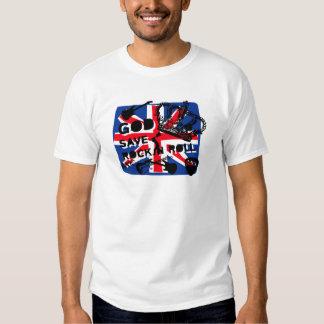 Dadawan God save Rock'n'Roll Shirts