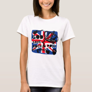 Dadawan God save Rock'n'Roll T-Shirt