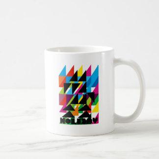Dadawan Holiday illustration Basic White Mug