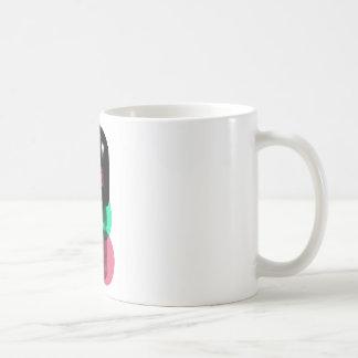 Dadawan Japan kokeshi doll Basic White Mug