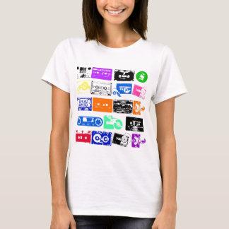 Dadawan K7 tapes vintage colors T-Shirt