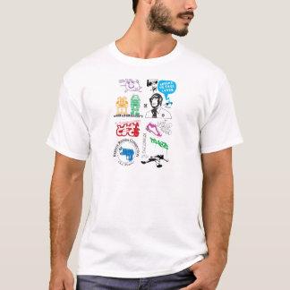Dadawan mash up pop icons T-Shirt
