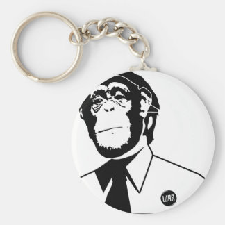 Dadawan monkey business key chain