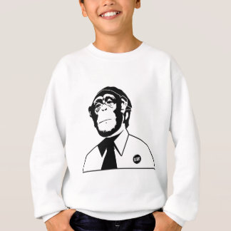 Dadawan monkey business sweatshirt