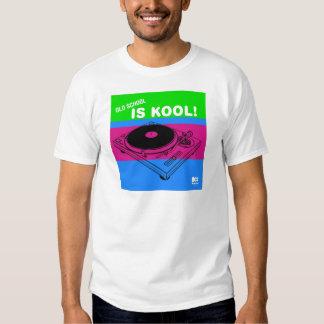 Dadawan Old school is kool  vynil deck Tee Shirt