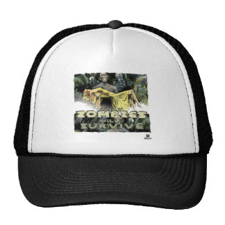 Dadawan Only zombies will survive Trucker Hat