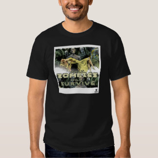 Dadawan Only zombies will survive Tshirt