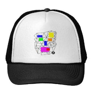 dadawan-shout mesh hat