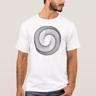 Dadawan sphere circle wire T-Shirt