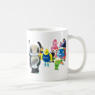 Dadawan toys are forever basic white mug